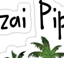 Bonzai Pipeline Sticker