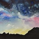 Starry Starry Night by Mike Paget