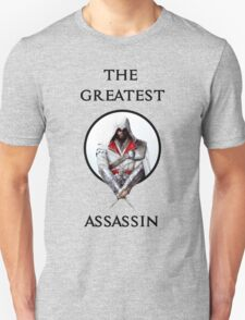 -ASSASSIN'S CREED- The Greatest Assassin Unisex T-Shirt