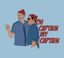 Dead Zissou Society by LukeMorgan42