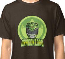 Dragonzord Power-Up!!! Classic T-Shirt