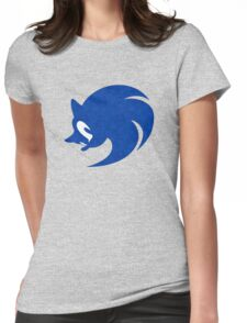 -GEEK- Sonic Face Womens Fitted T-Shirt