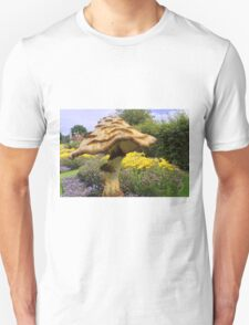 English Giant Toadstool Unisex T-Shirt