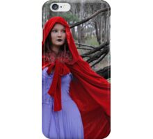 Don't stray from the path... iPhone Case/Skin