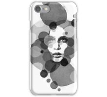 Dotted Face iPhone Case/Skin