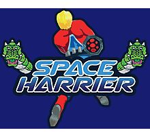 SPACE HARRIER CLASSIC ARCADE GAME Photographic Print