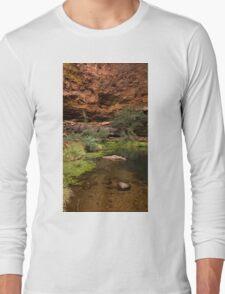 Dales Gorge Karijini National Park Long Sleeve T-Shirt
