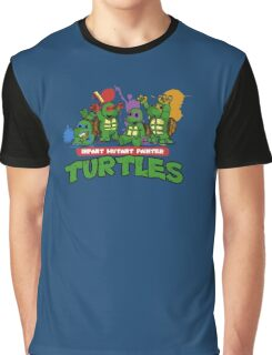 Infant Mutant Painter Turtles Graphic T-Shirt