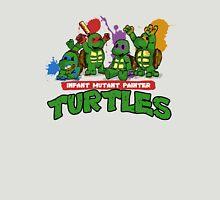 Infant Mutant Painter Turtles Unisex T-Shirt