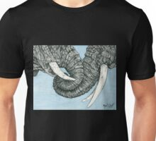 Entangled Elephants Unisex T-Shirt