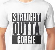 Straight outta collection Unisex T-Shirt