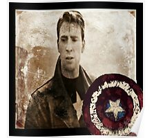 VIntage Soldier Poster