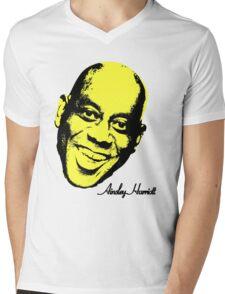 Ainsley Harriott (harriot) Warhol - Velvet Underground Mens V-Neck T-Shirt