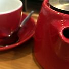 Red Teaset by AlatarTheBlue
