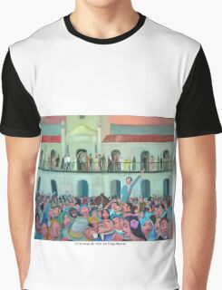 25 de Mayo de 1810 Graphic T-Shirt