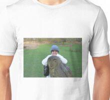 Olga with owl Unisex T-Shirt