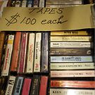 Tapes $1.00 by twoboos