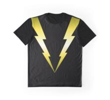 V Lightning Graphic T-Shirt