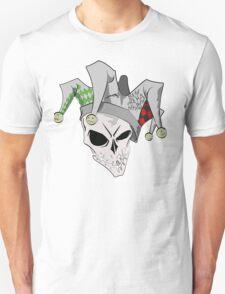Joker Jester Unisex T-Shirt