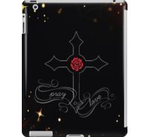 Prayer Faith iPad Case/Skin