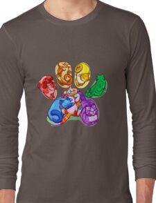 Rainbow Beans! Long Sleeve T-Shirt