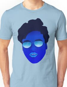Cool Blue Dude Unisex T-Shirt