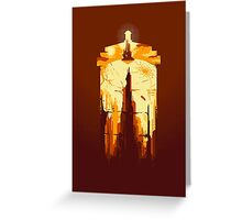 Day of the Doctor Greeting Card
