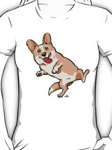 Corgi cartoon dog T-Shirt