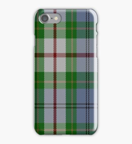 01098 Coulter Dress Clan/Family Tartan  iPhone Case/Skin