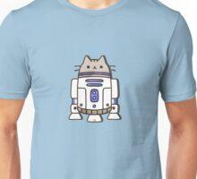 r2d2 pushen Unisex T-Shirt