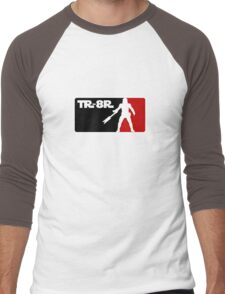 Loyal Trooper TR-8R Logo Men's Baseball ¾ T-Shirt