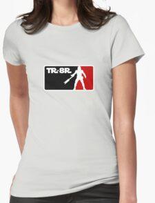 Loyal Trooper TR-8R Logo Womens Fitted T-Shirt