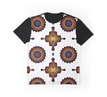 kaleidoscope V Graphic T-Shirt