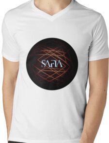 SAFIA ball Mens V-Neck T-Shirt