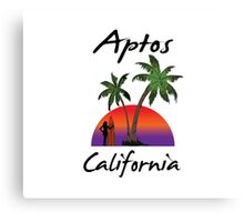 Aptos California Canvas Print