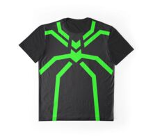 Stealth Spider Green Graphic T-Shirt