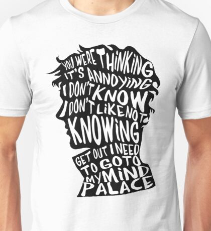 Mind of a Genius Unisex T-Shirt