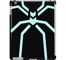 Stealth Spider Blue iPad Case/Skin