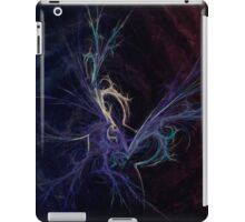 blue salad iPad Case/Skin