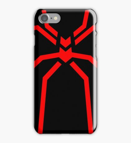 Stealth Spider Red iPhone Case/Skin