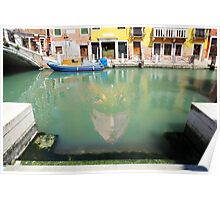 All About Italy. Venice 18 Poster
