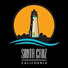 Light House of Santa Cruz by Frank Schuster