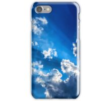 sky - brilliant rays (2016) iPhone Case/Skin