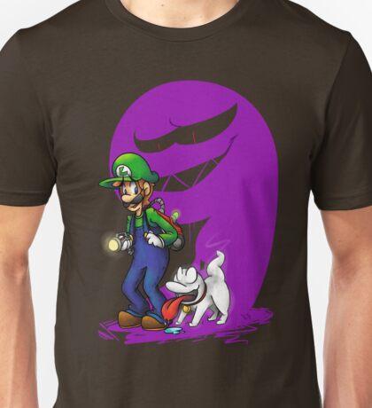Luigi Pup Unisex T-Shirt