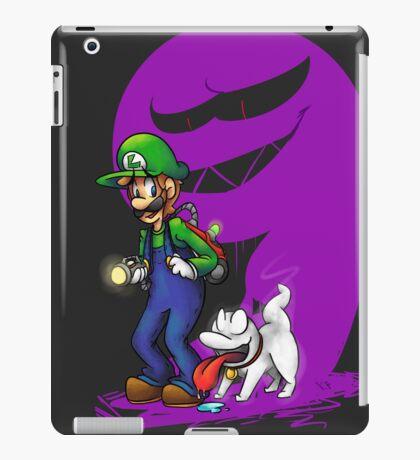 Luigi Pup iPad Case/Skin