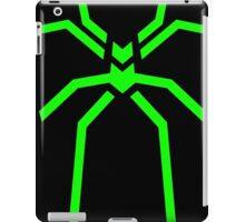 Stealth Spider Green iPad Case/Skin