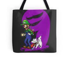Luigi Pup Tote Bag