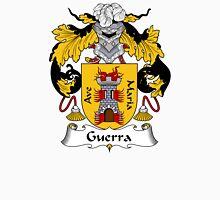 Guerra Coat of Arms/Family Crest Unisex T-Shirt