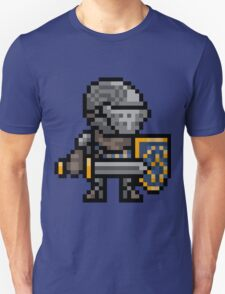 Oscar of Astora, Elite Knight Pixel Art Unisex T-Shirt
