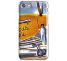 Warbird Flighline - Duxford 2014 - HDR iPhone Case/Skin